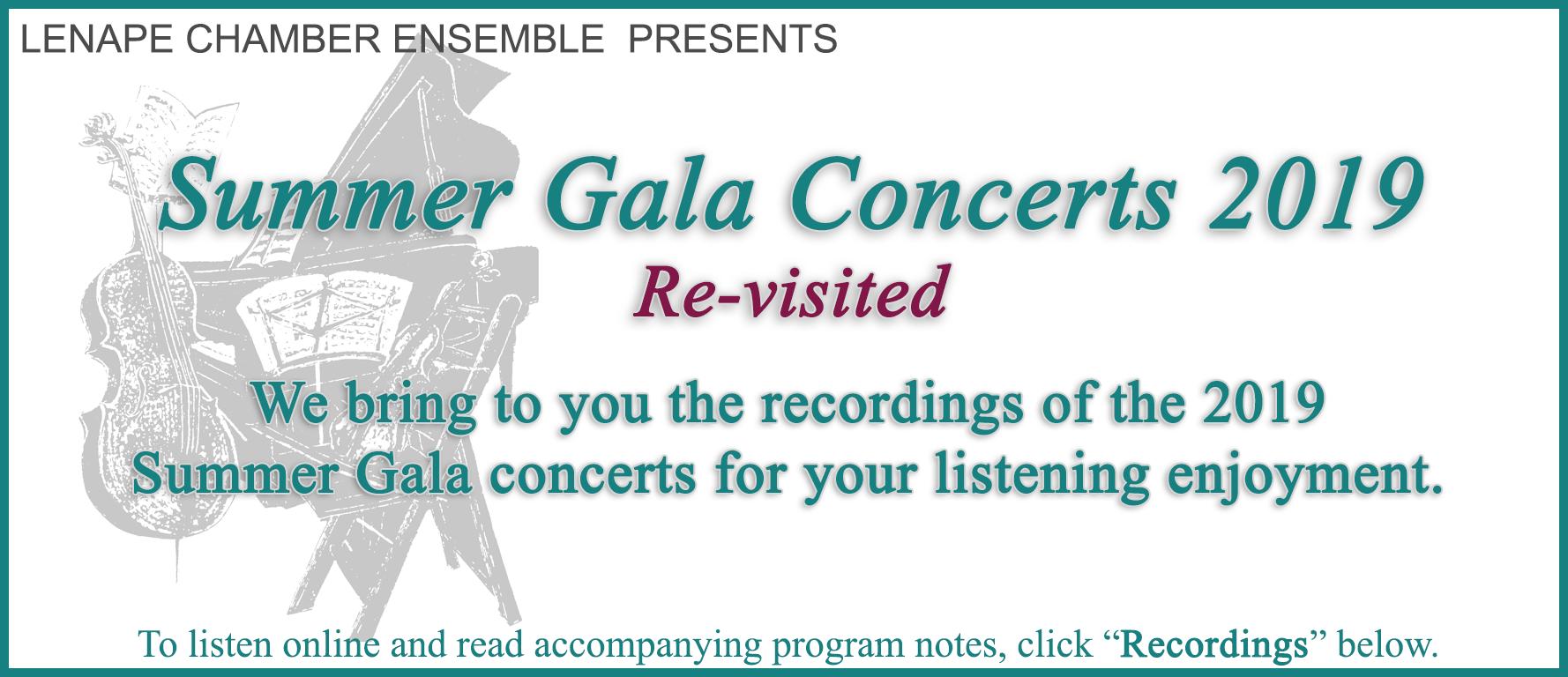 Lenape Chamber Ensemble